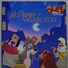 Libros de segunda mano: LA DAMA Y EL VAGABUNDO/DISNEY. Lote 31881709