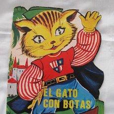 Libros de segunda mano: CUENTO TROQUELADO VILMAR EL GATO CON BOTAS. Lote 32039996