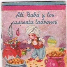 Libros de segunda mano: CUENTITOS FHER - ALI BABA Y LOS CUARENTA LADRONES. Lote 32440706