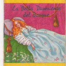 Libros de segunda mano: CUENTITOS FHER - LA BELLA DURMIENTE DEL BOSQUE. Lote 32440728
