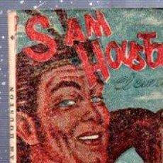 Libros de segunda mano: SAM HOUSTON, PÍLDORA 4. Lote 32024982