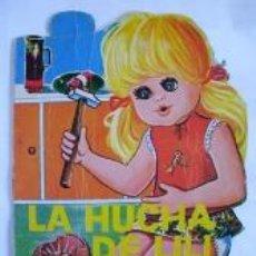Gebrauchte Bücher - Cuento Troquelado : LA HUCHA DE LILÍ. MONTULL Andreu (dibujos) 1971. Ed Vilmar - 32084416