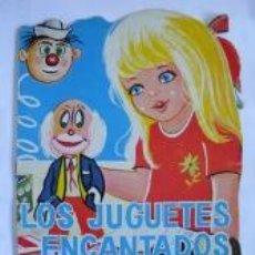 Gebrauchte Bücher - Cuento Troquelado : LOS JUGUETES ENCANTADOS. MONTULL Andreu. 1972. Ed Vilmar - 32084967
