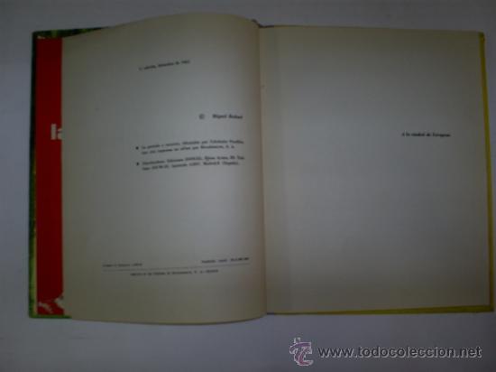 Libros de segunda mano: Manuel y los hombres MIGUEL BUÑUEL Doncel (Colección La Ballena Alegre), 1961 RM58204 - Foto 2 - 32877723