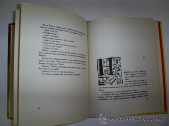 Libros de segunda mano: Manuel y los hombres MIGUEL BUÑUEL Doncel (Colección La Ballena Alegre), 1961 RM58204 - Foto 4 - 32877723