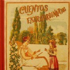 Libros de segunda mano: CALLEJA: CUENTOS EXTRAORDINARIOS. Lote 32303803