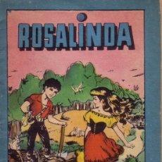 Libros de segunda mano - GRAN COLECCION BLANCANIEVES - TESORO DE CUENTOS - ROSALINDA - BRUGUERA 1963 - SERIE 5 Nº 3 - 32309184