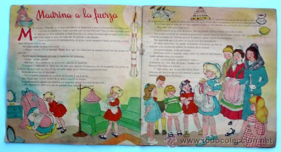 Libros de segunda mano: MARI PEPA EN SEVILLA. TEXTO, EMILIA COTARELO. ILUSTRACIONES, MARIA CLARET. I. G. VALVERDE. - Foto 3 - 32622090