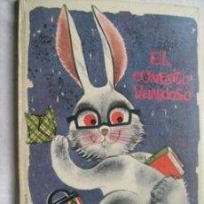 Libros de segunda mano: EL CONEJITO VANIDOSO. 1961. MOLINO. Lote 32518359