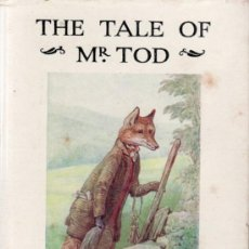 Libros de segunda mano: THE TALE OF MR TOD.BEATRIX POTTER. Lote 32517782