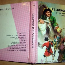 Libros de segunda mano: UN LIBRO DE PAUL FEVAL-EL JOROBADO O ENRIQUE DELAGARDÈRE-EDITORIAL VASCO AMERICANA 1969. Lote 32605464