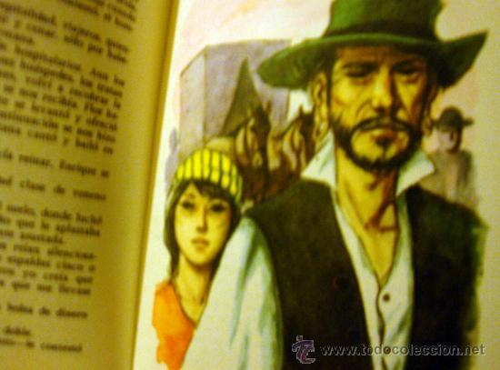 Libros de segunda mano: Un libro de Paul Feval-El jorobado o Enrique deLagardère-editorial Vasco Americana 1969 - Foto 3 - 32605464