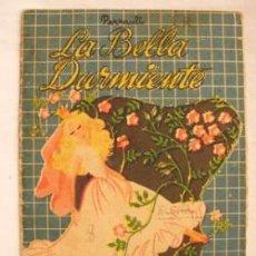 Libros de segunda mano: LA BELLA DURMIENTE. PERRAULT. 1952. BIBLIOTECA BOLSILLITOS Nº 32. Lote 32655059