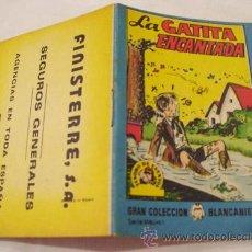 Libros de segunda mano - LA GATITA ENCANTADA. TESORO DE CUENTOS. Publicidad FINISTERRE Seguros Generales. 1963 - 32783094