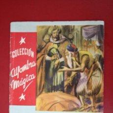 Libros de segunda mano: LIBRO DE CUENTOS: COLECCIÓN ALFOMBRA MÁGICA Nº 30 - LABAKAN, EL FALSO PRINCIPE, ED. MOLINO 1959. Lote 32789412