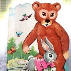 Libros de segunda mano - CUENTO TORAY ZOO, SERIE A, TROQUELADO, NUEVOS, Nº 1, CONEJÍN OREJAS - 32867418