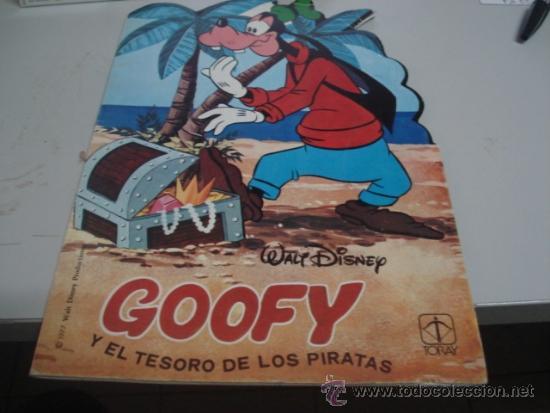 CUENTO TROQUELADO TORAY WALT DISNEY (Libros de Segunda Mano - Literatura Infantil y Juvenil - Cuentos)
