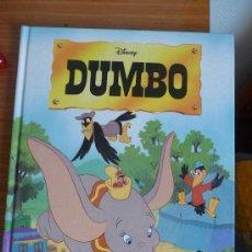 Libros de segunda mano: DUMBO-CLÁSICOS WALT DISNEY ED.EVEREST. Lote 33180883