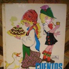 Libros de segunda mano: CUENTOS AZULES. TOMO 7. TORAY 1.978.. Lote 33294709