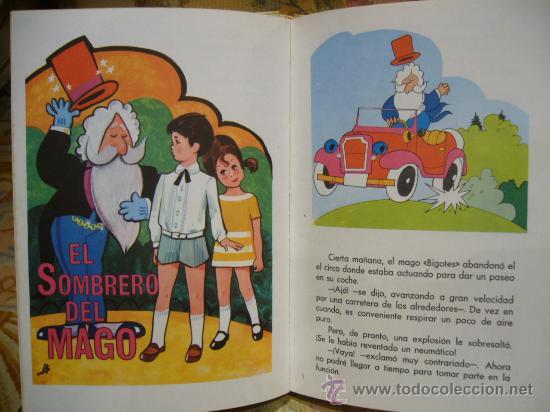 Libros de segunda mano: CUENTOS AZULES. TOMO 7. TORAY 1.978. - Foto 4 - 33294709
