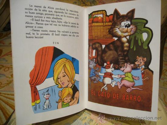Libros de segunda mano: CUENTOS AZULES. TOMO 7. TORAY 1.978. - Foto 5 - 33294709
