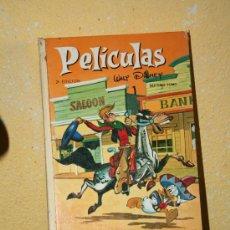 Libros de segunda mano: LIBRO PELICULAS WALT DISNEY TOMO 7 AÑO 1968 SEGUNDA EDICION. Lote 33402220