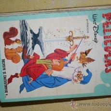 Libros de segunda mano: LIBRO PELICULAS WALT DISNEY TOMO 3 AÑO 1966 SEGUNDA EDICION . Lote 33402319
