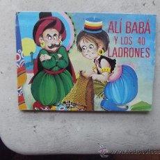 Libros de segunda mano: ALI BABA Y LOS CUARENTA LADRONES - VIDORAMICO . Lote 33512711