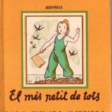 Libros de segunda mano: LOLA ANGLADA, LIBRO FIRMADO Y DEDICADO DE SU PUÑO Y LETRA-EL MES PETIT DE TOTS-FACSIMIL AÑO 1978¡¡¡. Lote 33942215