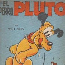 Libros de segunda mano: EL PERRO PLUTO . Lote 33981907