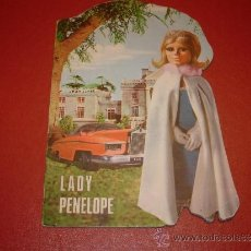 Libros de segunda mano: ANTIGUO CUENTO DE LOS 60 DE LADY PENELOPE. Lote 34085175