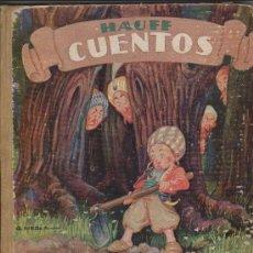 Libros de segunda mano: HAUFF CUENTOS . Lote 34580015