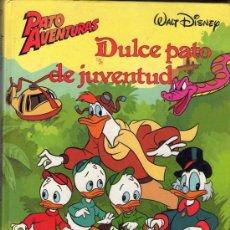 Libros de segunda mano: PATO AVENTURA NR.7 DULCE PATO DE JUVENTUD - WALT DISNEY - EDICIONES GAVIOTA. Lote 34693192