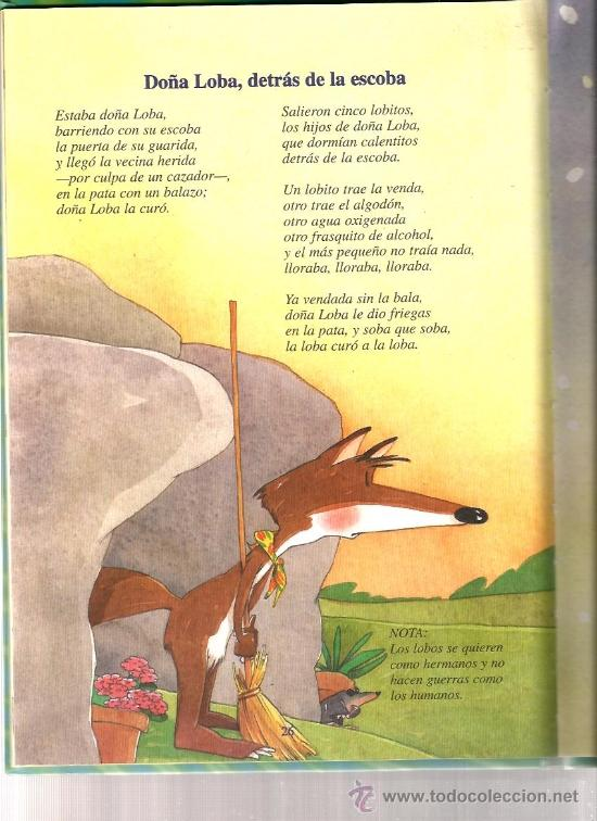 Libros de segunda mano: GLORIA FUERTES OS CUENTA CUENTOS DE ANIMALES (18 CUENTOS ) - Foto 3 - 34729311