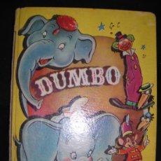 Libros de segunda mano: DUMBO WALT DISNEY EDITORIAL VILCAR. Lote 34738461