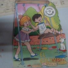 Libros de segunda mano: CUENTOS GUENDALINA EL COLUMPIO TROQUELADO. Lote 34827059