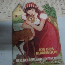 Libros de segunda mano: CUENTO TROQUELADO DE MARIA PASCUAL. Lote 34827206