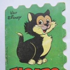 Libros de segunda mano: CUENTO TROQUELADO , WALT DISNEY , FIGARO , 1981. Lote 34921629