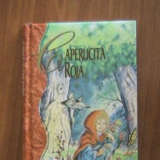 Libros de segunda mano: CAPERUCITA ROJA. Lote 34909971