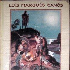 Libros de segunda mano: MARQUÉS CANÓN. CUENTOS EN EL MAR. PROLOGA DÍAZ PLAJA. ILUSTRA PENAGOS. Lote 35056008