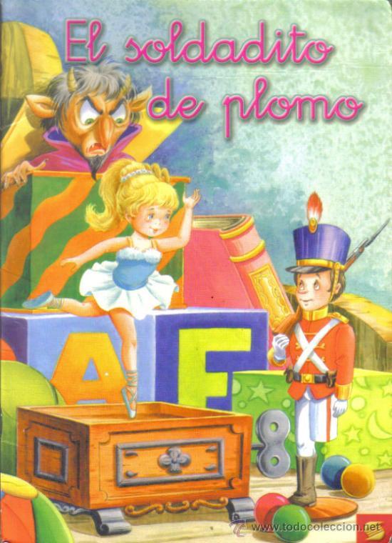 EL SOLDADITO DE PLOMO. COLECCION ARLEQUIN. SUSAETA. LITERACOMIC. (Libros de Segunda Mano - Literatura Infantil y Juvenil - Cuentos)