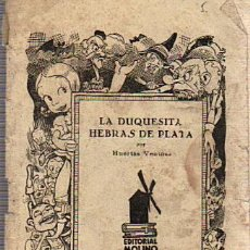 Libros de segunda mano: COLECCION AVENTURAS DE MARUJITA Nº15 ED. MOLINO 1943. Lote 35233115