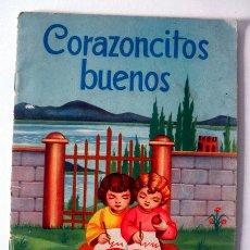 Libros de segunda mano: CORAZONCITOS BUENOS DE M. C. CALABRESI * AÑO 1952 * EDICIONES PAULINAS * EDITORIAL GUERRI * VALENCIA. Lote 35395568