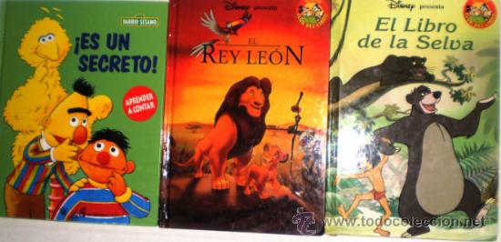 libros infantiles oferta