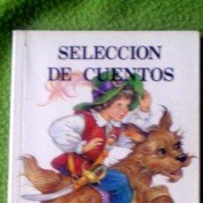 Libros de segunda mano: SELECCIÓN DE CUENTOS;CELIA LÓPEZ;PUBLICACIONES FHER 1991. Lote 26127339