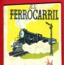 Libros de segunda mano: CUENTO ESTRELLA EL FERROCARRIL , CUENTECILLOS, COLECCION ESTRELLITAS, EDITORIAL JUVENTUD, ORIGINAL. Lote 35470847
