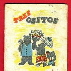 Libros de segunda mano: CUENTO ESTRELLA TRES OSITOS , CUENTECILLOS, COLECCION ESTRELLITAS, EDITORIAL JUVENTUD, ORIGINAL. Lote 35470880