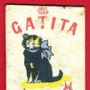 Libros de segunda mano: CUENTO ESTRELLA LA GATITA , CUENTECILLOS, COLECCION ESTRELLITAS, EDITORIAL JUVENTUD, ORIGINAL. Lote 35470893