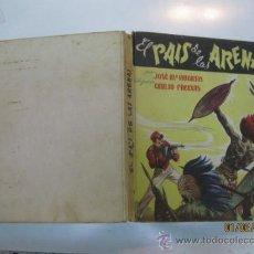 Libros de segunda mano: EL PAIS DE LAS ARENAS. DIBUJOS EMILIO FREIXAS. EDICIONES GILSA. 1950.. Lote 35572245