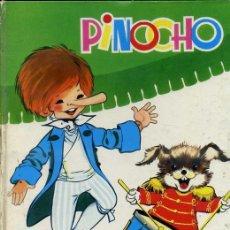 Libros de segunda mano: PINOCHO (TORAY, 1973) ILUSTRADO POR MARÍA PASCUAL. Lote 35581392